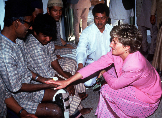 20 lat temu odeszła królowa ludzkich serc księżna Diana