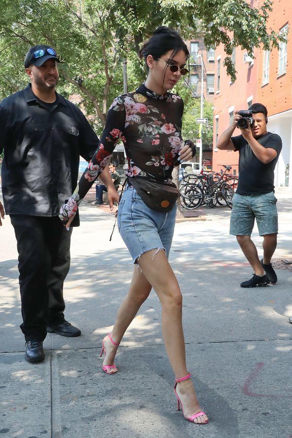 Kendall Jenner jest zachwycona tymi botami - Wam raczej nie przypadną do gustu..