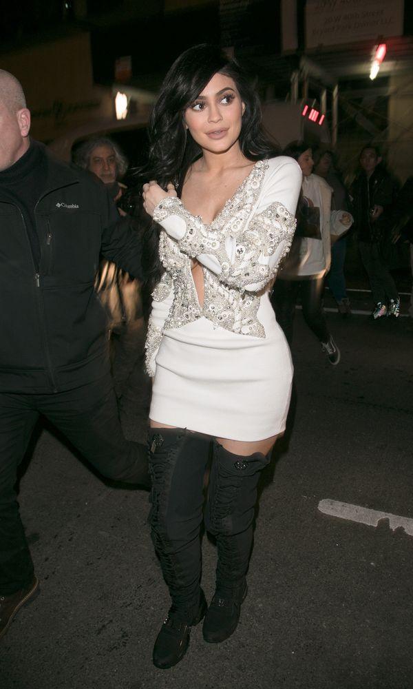 Fani do Kylie Jenner: Dlaczego usunęłaś sutki? (FOTO)