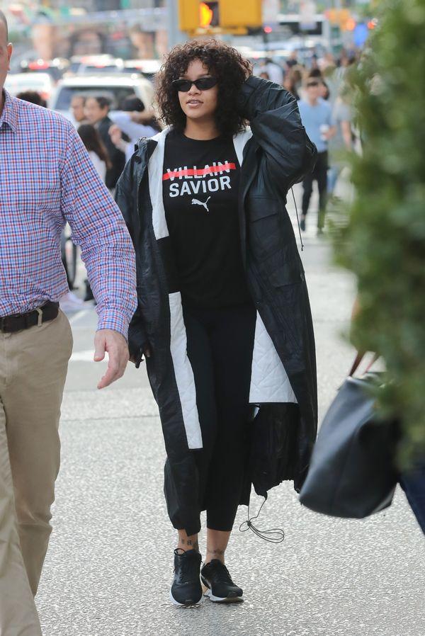 Tak, kobieta na tych zdjęciach to naprawdę jest... Rihanna! (FOTO)