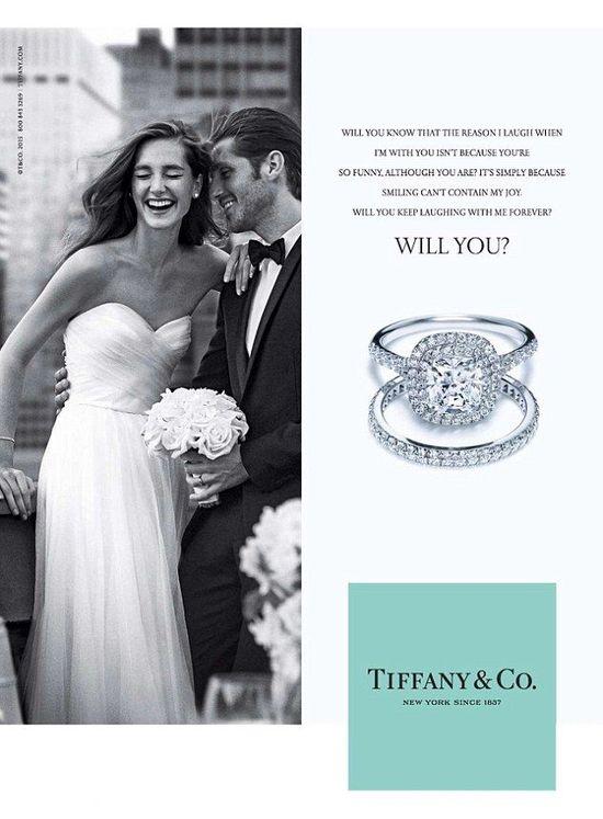 Tiffany & Co. zaskakuje kampanią z parą homoseksualistów!