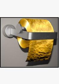 Oto najdroższy papier toaletowy świata (FOTO)