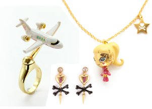 Tokidoki i Barbie dla nOir Jewelry