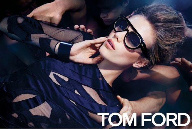 Czy Tom Ford zainspirował się zdjęciami Polaka?