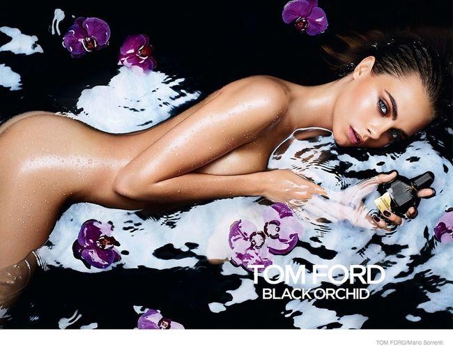 Cara Delevingne naga w kampanii perfum Tom Ford!