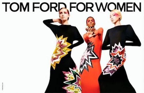 Tom Ford kampania jesień/zima 2013.14