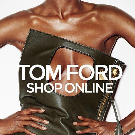 Tom Ford - nowa wyjątkowo gorąca kampania marki podbija sieć