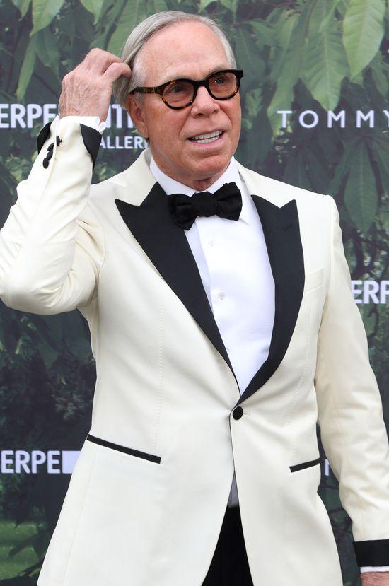 Tommy Hilfiger potwierdził właśnie plotki o początku kariery Kendal Jenner