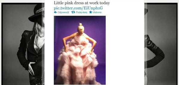Toni Garrn w bajecznej sukni od Alexandra McQueena