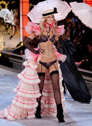 Toni Garrn nowym Aniołkiem Victoria's Secret
