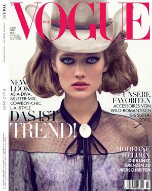 Toni Garn - kowbojka w stylu couture
