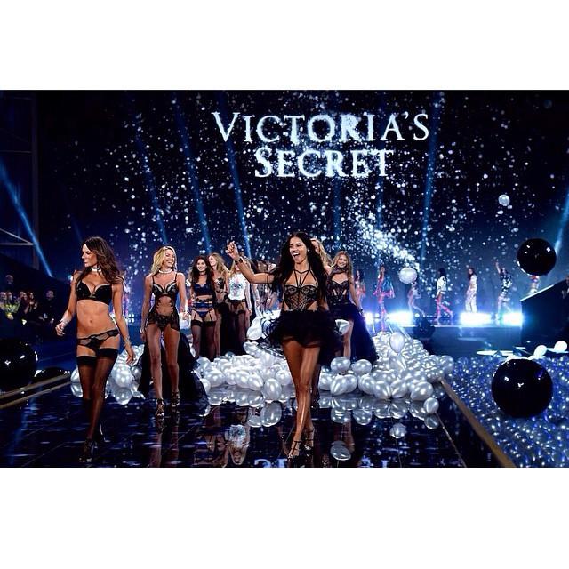 Pokaz Victoria's Secret 2014 na Instagramie! (DUŻO FOTO)