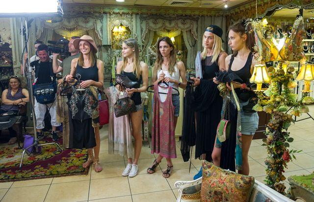 Gorąca atmosfera Izraela i... ostrych konfliktów w Top Model