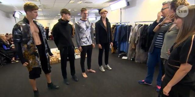 Mateusz Jarzębiak z Top Model nie ma ciała modela? (VIDEO)