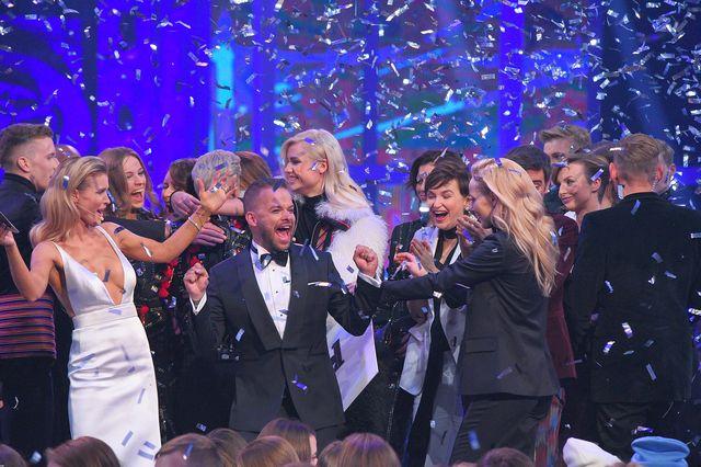 Tłum gwiazd, modelek i celebrytów na finale Top Model 5
