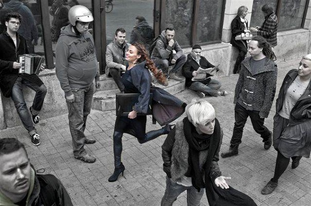 Top Secret kampania jesień-zima 2012/2013