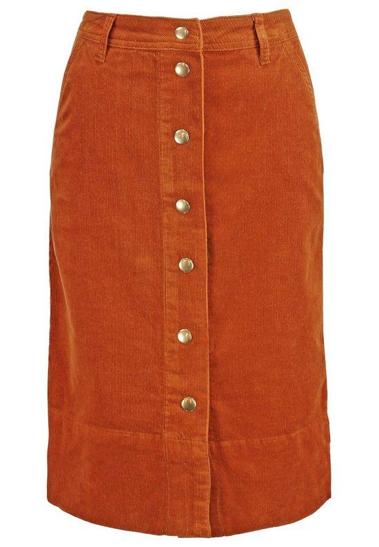 Spódnice trapezowe na jesień 2015 - przegląd topowych marek