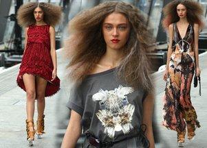 TopShop zaprezentował kolekcję na wiosnę/lato 2011