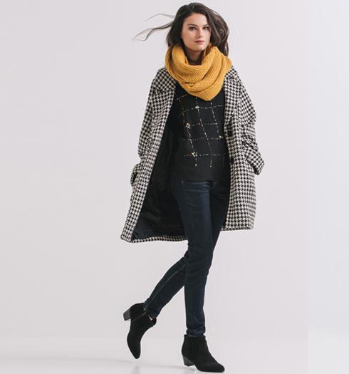 Promod Look na święta - Sześć pełnych modnych stylizacji