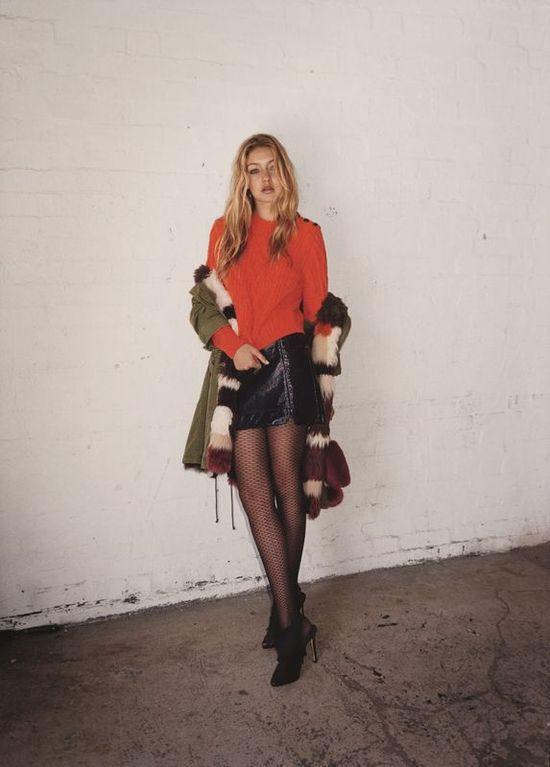 Nowa kolekcja Topshop z nową ambasadorką, Gigi Hadid (FOTO)