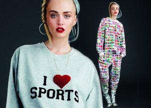 Sportowa kolekcja marki Topshop