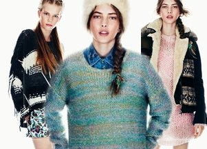 Topshop Scandi Girl (FOTO)