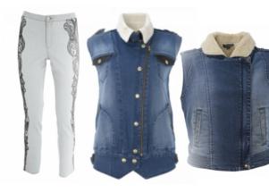 Jeans od Topshop na jesień i zimę