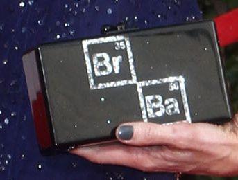 Torebka Breaking Bad Anny Gunn z gali SAG robi furorę (FOTO)