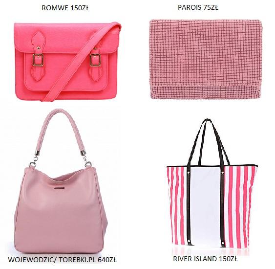 Jesienne torebki inspirowane stylem retro