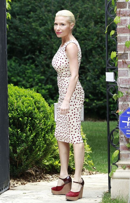 Tracy Anderson też lubi błyszczeć (FOTO)