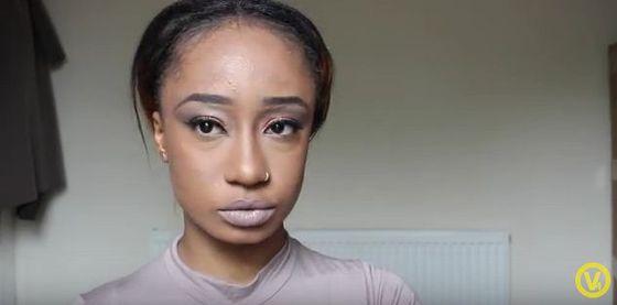SZOK! Jak udało się jej zatuszować taki trądzik? (VIDEO)