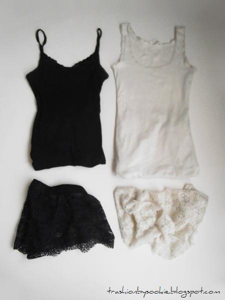 Zrób to sama: pomysł na przykrótkie ubrania