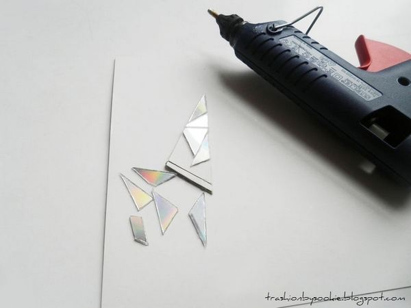 Zrób to sama: geometryczne kolczyki