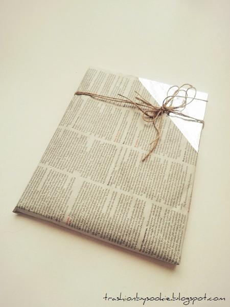 Zrób to sama: opakowanie na prezent