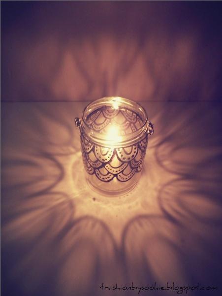 Zrób to sama: lampion
