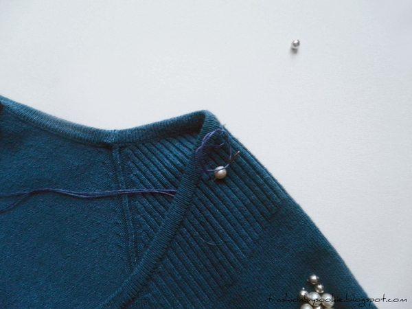 Zrób to sama: przerabiamy stary sweter