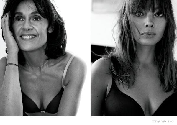 Prawdziwe kobiety w najnowszej kampanii marki Triumph!