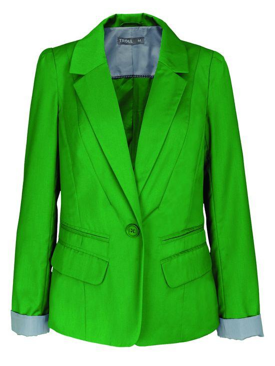 Zielono mi! Najmodniejszy kolor sezonu jesień 2012 (FOTO)