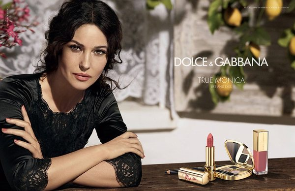 Monica Bellucci raz jeszcze dla Dolce&Gabbana