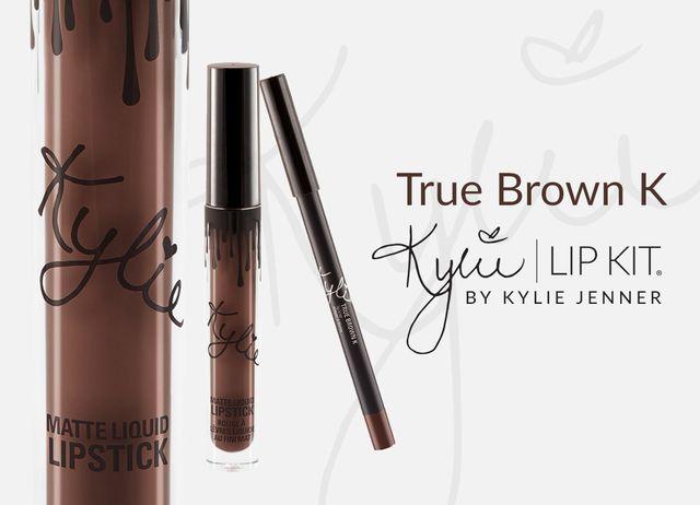 Wow! Czy TO będzie nowy kolor szminki od Kylie Jenner?