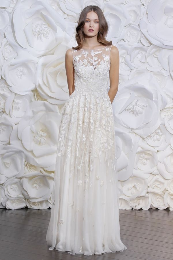 Naem Khan - przepiękne suknie ślubne na jesień 2015 (FOTO)