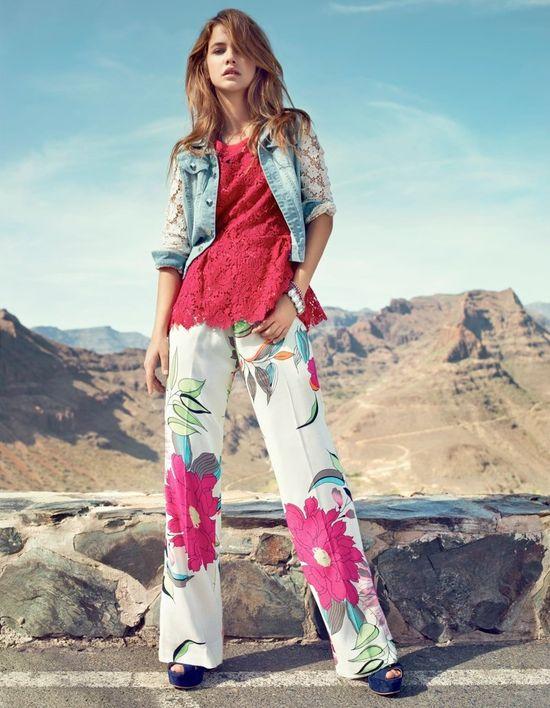 Barbara Palvin w eterycznej kampanii Twin Set Jeans (FOTO)