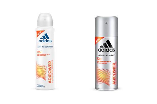 Marka adidas wprowadza na rynek nowy antyperspirant ADIPOWER