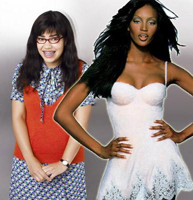 Naomi Campbell wystąpi w Ugly Betty