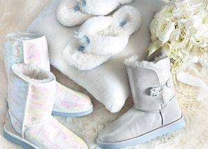Ślubna kolekcja marki UGG (FOTO)