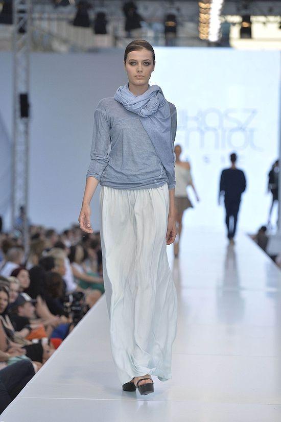Pokaz mody Łukasza Jemioła na Warsaw Fashion Street 2013