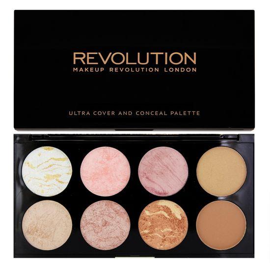 Popularnie marki kosmetyczne na YouTube - Makeup Revolution