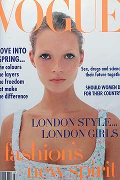 Kate Moss bez tajemnic