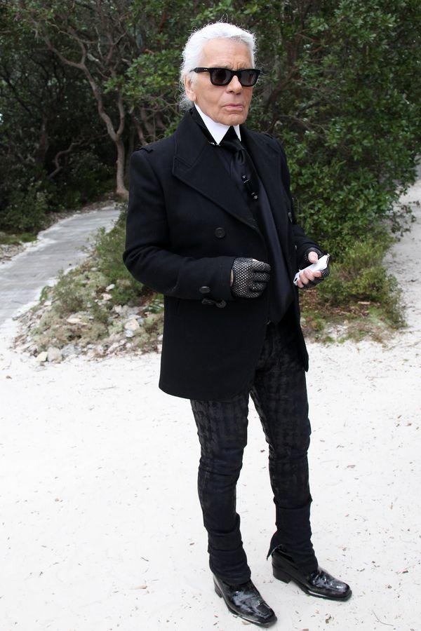 24 godziny z Karlem Lagerfeldem (FOTO)