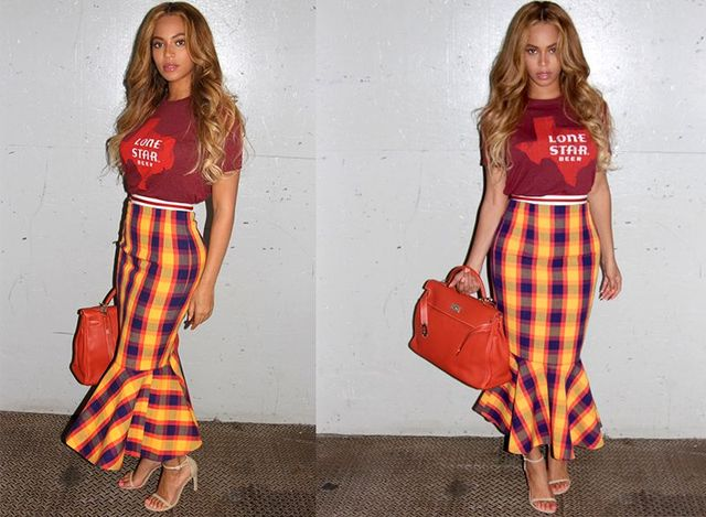 Beyonce i jej najnowsze stylizacje - udane czy nie? (FOTO)